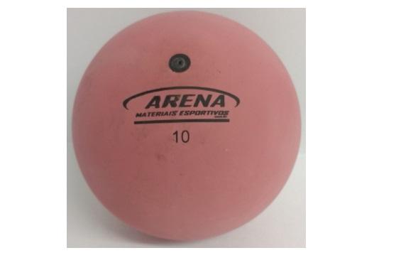 Bola Borracha Iniciação tamanho Nº 10 – ARENA 6f9c1e6eb2e04