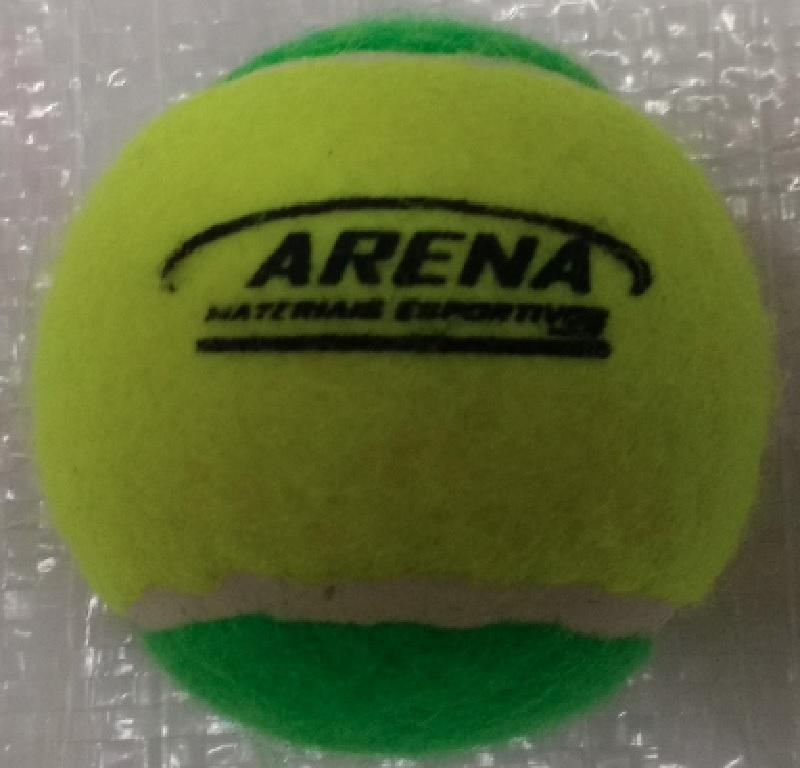 6cf1037fa2 Bola de Tênis Arena – Modelo Soft Estágio 1 – 25% mais lenta