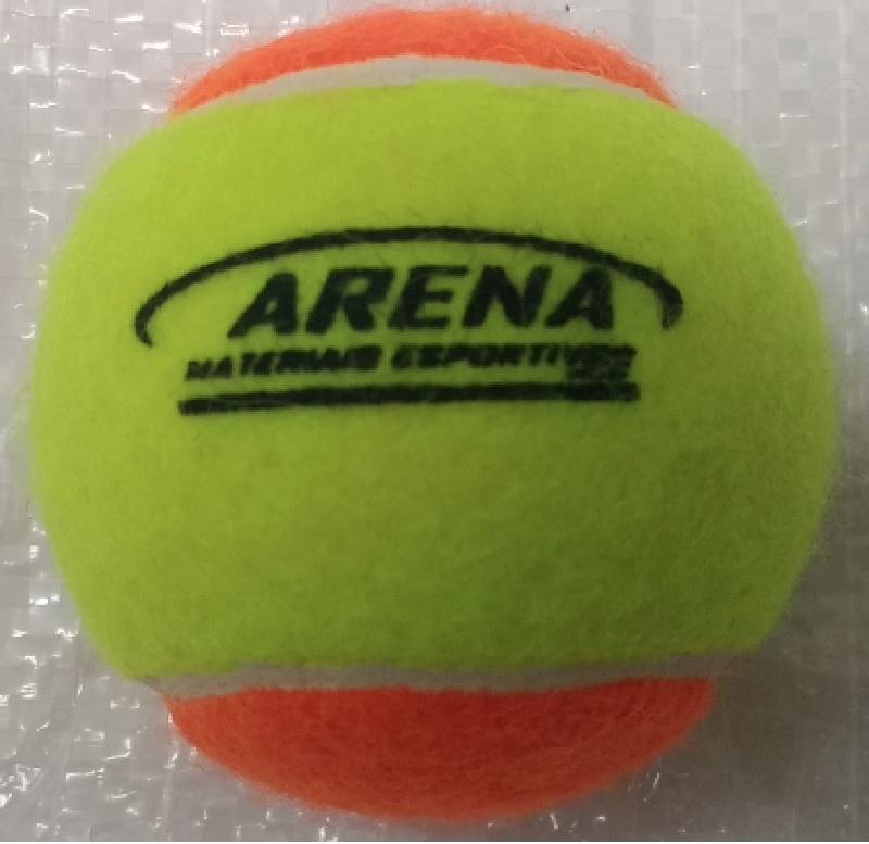 1d70b39886 Bola de Tênis Arena – Modelo Soft Estágio 2 – 50% mais lenta