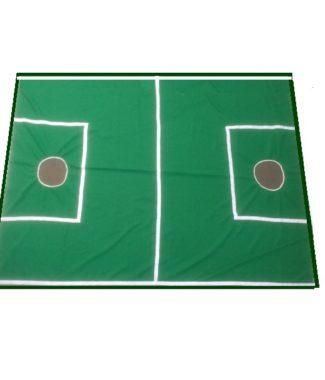 3597b26415352 Jogo Futebol de Pano semi-cooperativo de Forma Lúdica